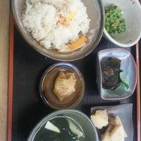 Photo taken at おもいでな by Takeshi F. on 4/20/2013
