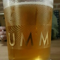 Photo taken at Summit Beer Station by Jim K. on 3/31/2018