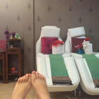 Photo taken at Herbs Massage by Dina V. on 11/22/2014