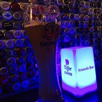 Photo taken at Friends Bar by 4 L P 3 R on 12/2/2015