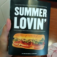Photo taken at Jimmy John's by Cesar Augusto N. on 8/1/2014