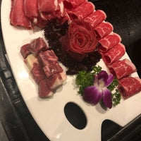 Photo taken at Laowang Hotpot by Alex K. on 3/28/2018