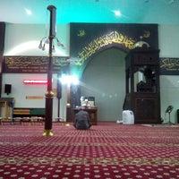 Photo taken at Masjid Kuarters KLIA by hvez f. on 8/23/2017