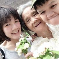 Photo taken at บ้านโฮ่ง. ลำพูน. by Chamroenluck T. on 5/23/2013
