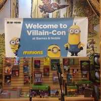 Photo taken at Barnes & Noble by Amanda Jillian . on 7/18/2015
