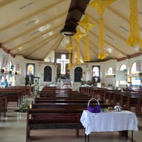 Photo taken at Divine Mercy Chaplaincy by FreddieBoy M. on 12/27/2012