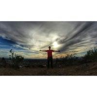 Photo taken at Thunderbird Mountain by Eduardo K. on 1/19/2015