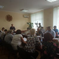 Photo taken at Primăria Rezina by Adrian N. on 6/29/2018