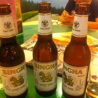 Photo taken at Thai Zhen Restaurant by Chia A. on 10/21/2012