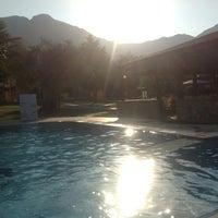 Photo taken at Hotel Bungalows ARIADNI by Dana 🎀 C. on 8/18/2013