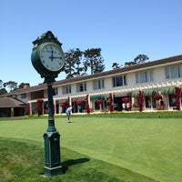 Photo taken at The Lodge at Pebble Beach by Victor E. on 7/2/2013