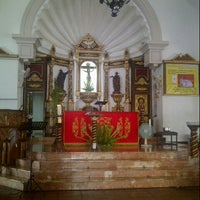 Photo taken at St. Jerome Emiliani & Sta. Susana Parish by Πέρυ (Perry) T. (佩裏) P. on 3/24/2013