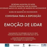 Photo taken at Museu de Imagens do Inconsciente by Mayara M. on 9/9/2015