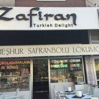 Photo taken at Zafiran Meşhur Safranbolu Lokumcusu by selcuk on 8/17/2015