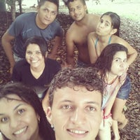 Photo taken at Colônia Militar - MA by Ketiane* T. on 7/20/2014