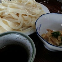 Photo taken at おっきりこみのふる里 by jun y. on 8/2/2015