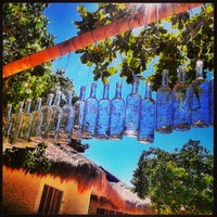 Photo taken at Bluewater Maribago Beach Resort by Nym Wales J. on 5/8/2013