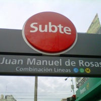 Foto tomada en Estación Juan Manuel de Rosas - Villa Urquiza [Línea B] por Cristian S. el 7/30/2013