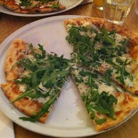 Photo taken at YamYam Trattoria Pizzeria by Lena N. on 5/2/2013