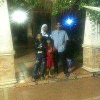 Photo taken at Lapangan tugu pelaihari by 'Anet A. on 12/30/2012