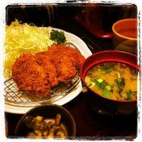 Photo taken at 焼鳥・串揚 一会 by Toru S. on 9/12/2014