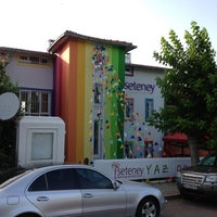 Photo taken at Seteney Multi-Lingual Çocuk Evi by Rana D. on 7/1/2014