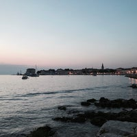 Photo taken at Marina Poreč by Astrid J. on 7/19/2017