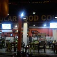 Photo taken at Popular Food Court by Daybyt B. on 8/3/2014