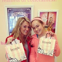 Photo taken at Benefit Cosmetics by Candice W. on 5/4/2013