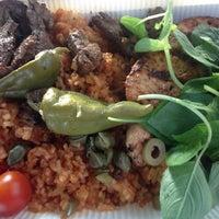 Photo taken at Rouge Restaurant | رستوران رژ by Mohammad V. on 11/10/2014