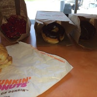 Photo taken at Dunkin' Donuts by Emir N. on 7/16/2014