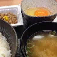 Photo taken at Yoshinoya by tsuyoran on 8/12/2015