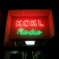 Photo taken at KOKL AM 1240 by Fred M. on 9/15/2012