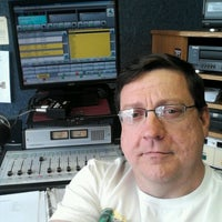 Photo taken at KOKL AM 1240 by Fred M. on 9/23/2012