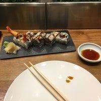 Photo taken at Kumi Japanese Restaurant + Bar by cintia j. on 1/1/2017