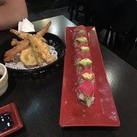 Photo taken at Sushi Kinoya by cintia j. on 1/6/2018