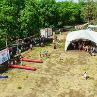 Photo taken at Пикник-парк Event by Сергей С. on 7/3/2014