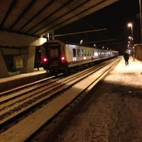 Photo taken at Station Heist-op-den-Berg by Joy C. on 1/15/2013