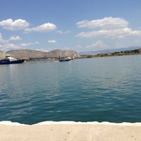 Photo taken at Κατευθείαν Σαλαμίνα-Πειραιάς by Joy C. on 6/8/2013