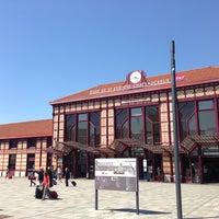 Photo taken at Gare SNCF de Saint-Étienne Châteaucreux by Nicolas S. on 6/16/2013