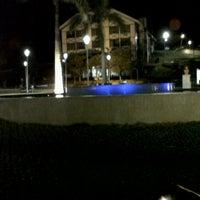 Foto tirada no(a) Praça do Sesquicentenário de Brusque por Collis A. em 9/15/2012