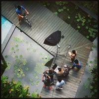 Photo taken at Swimming Pool by Yee Ling K. on 7/9/2013