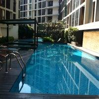 Photo taken at Swimming Pool by Yee Ling K. on 1/2/2015
