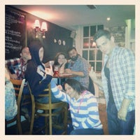 Photo taken at The Cross Keys by Tom A. on 1/6/2013