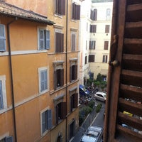 Photo taken at Via Rasella by Andi S. on 3/13/2014