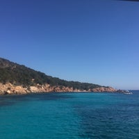 Photo taken at Cala Granada by Camille M. on 7/12/2017
