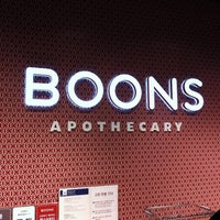 Photo taken at BOONS APOTHECARY by jess y. on 10/24/2012