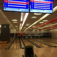 Photo taken at SM Bowling Center by Lyka Jean on 7/13/2017