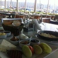 Photo taken at Marina Yacht Club by alp e. on 10/15/2012