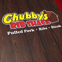 Foto scattata a Chubby's Rib Shack and Buffalo's Wings N' Things da Dan Ronald S. il 1/18/2014
